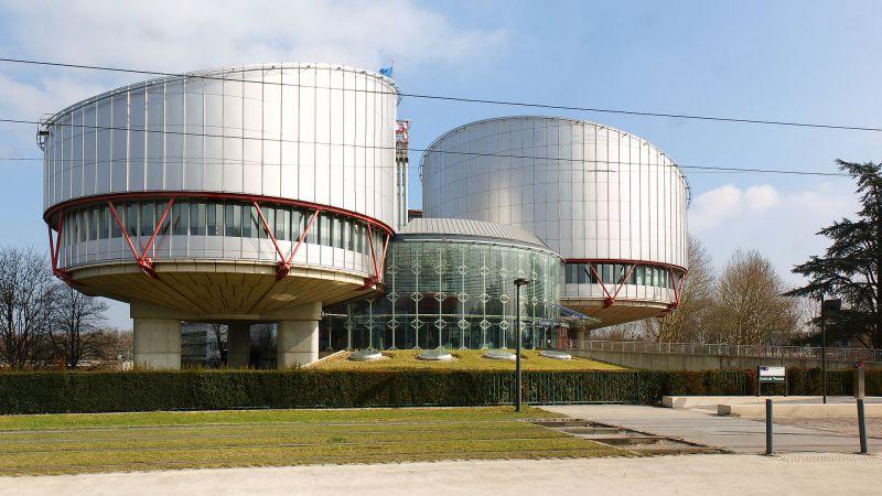 Clădirea Curții Europene a Drepturilor Omului - foto: en.wikipedia.org