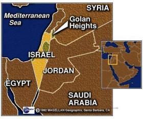 Inaltimile Golan - foto - cersipamantromanesc.wordpress.com
