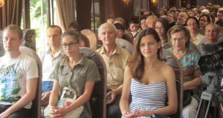Aşa-zişii reprezentanţi ai Adunării Românilor din Bucovina, reuniţi luni - foto - adevarul.ro