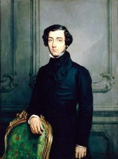 Alexis Henri Charles de Clérel, viconte de Tocqueville (n. 29 iulie 1805 la Verneuil-sur-Seine (Ile-de-France); d. 16 aprilie 1859 la Cannes) gânditor politic, istoric și scriitor francez - foto - ro.wikipedia.org