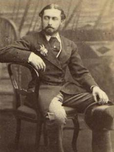 Alfred Ernest Albert, Duce de Saxa-Coburg și Gotha (n. 6 august 1844 - d. 30 iulie 1900) al treilea duce de Saxa-Coburg și Gotha, domnind din 1893 până în 1900 - foto - ro.wikipedia.org