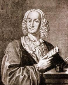 Antonio Lucio Vivaldi (n. 4 martie 1678, Veneția - d. 28 iulie 1741, Viena) a fost un compozitor italian, de profesie preot catolic. Este considerat drept cel mai de seamă reprezentant al barocului muzical venețian. A murit ca urmare a unei îmbolnăviri subite și a fost înmormântat în cimitirul din dreptul Porții Carintiei (Kärtnertor) din Viena, pe locul în care se află în prezent clădirea centrală a Universității Tehnice din Viena - foto - ro.wikipedia.org