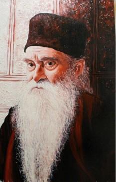 Arsenie Papacioc (n. 13 august 1914, satul Misleanu, comuna Perieți, județul Ialomița; d. 19 iulie 2011, Techirghiol) duhovnic ortodox român - foto - ro.wikipedia.org