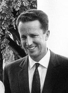 Baudouin I (7 septembrie 1930 – 31 iulie 1993)rege al Belgiei după abdicarea tatălui său în 1951 până la moartea sa în 1993 - foto - ro.wikipedia.org