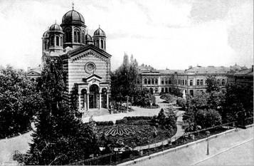 Biserica Domnita Balasa din Bucuresti - foto - fototecaortodoxiei.ro