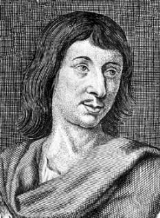 Hector Savinien de Cyrano de Bergerac (n. 6 martie 1619 – d. 28 iulie 1655) a fost un dramaturg și eseist francez. Prin utopiile sale filozofice, a fost un precursor al iluminismului. În domeniul literar, ca influențe, a împrumutat ironia lui Molière și conceptele utopice ale unof filozofi ca Thomas Morus și Tommaso Campanella. Viața sa aventuroasă, precum și figura originală l-au inspirat pe Edmond Rostand în scrierea comediei eroice Cyrano de Bergerac (1897) - foto: ro.wikipedia.org