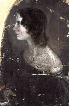 Emily Jane Brontë (n. 30 iulie 1818 - d. 19 decembrie 1848) scriitoare engleză, cunoscută mai ales pentru unicul ei roman, La răscruce de vânturi (în engleză Wuthering Heights) - foto - ro.wikipedia.org