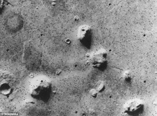 """Fața de pe Marte"" - foto - cersipamantromanesc.wordpress.com"