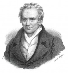 Gaspard Monge (n. 10 mai 1746 - d. 28 iulie 1818) matematician și revoluționar francez cunoscut pentru crearea geometriei descriptive -foto - ro.wikipedia.org