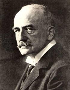 Georg Wilhelm von Siemens (n. 30 iulie 1855, Berlin, Germania — d. 14 octombrie 1919, Arosa, Elveția) industriaș german în domeniul telecomunicațiilor - foto - de.wikipedia.org