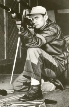 Iosif Sîrbu (n. 21 septembrie 1925, Șibot, Alba - d. 6 septembrie 1964) a fost primul campion olimpic român din toate timpurile, la disciplina tir, în cadrul JO Helsinki - 1952 (proba de tir, armă liberă, calibru redus, 40 focuri, poziția culcat) - foto - ro.wikipedia.org