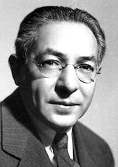 Isidor Isaac Rabi (29 iulie 1898 – 11 ianuarie 1988)  fizician evreu-american laureat al Premiului Nobel pentru Fizică - foto - ro.wikipedia.org
