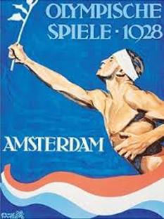 Jocurilor Olimpice de la Amsterdam - foto - cersipamantromanesc.wordpress.com