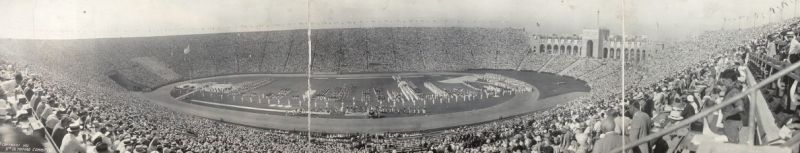 A X-a ediție a Jocurilor Olimpice s-a desfășurat la Los Angeles, California, Statele Unite în perioada 30 iulie - 14 august 1932. Nici un alt oraș n-a mai candidat pentru a fi gazda acestor Jocuri Olimpice - foto - ro.wikipedia.org
