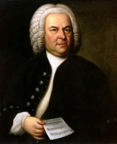 Johann Sebastian Bach (n. 21 martie 1685, Eisenach — d. 28 iulie 1750, Leipzig) a fost un compozitor german și organist din perioada barocă, considerat în mod unanim ca unul dintre cei mai mari muzicieni ai lumii. Operele sale sunt apreciate pentru profunzimea intelectuală, stăpânirea mijloacelor tehnice și expresive și pentru frumusețea lor artistică - in imagine, Johann Sebastian Bach (aged 61) in a portrait by Elias Gottlob Haussmann, copy or second version of his 1746 canvas. The original painting hangs in the upstairs gallery of the Altes Rathaus (Old Town Hall) in Leipzig, Germany - foto - ro.wikipedia.org