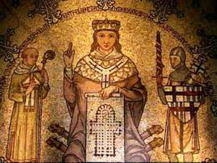 Konrad I (n.  12 februarie 1074 - d. 27 iulie 1101) regele Germaniei si Italiei - foto - cersipamantromanesc.wordpress.com