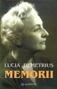 Lucia Demetrius (n. 16 februarie 1910 - d. 29 iulie 1992) a fost o prozatoare, poetă, traducătoare și autoare dramatică română - foto - ro.wikipedia.org