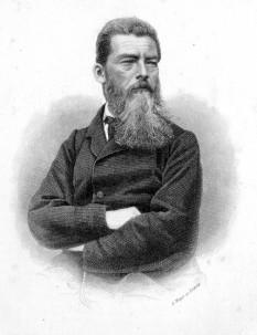 Ludwig Andreas Feuerbach (n. 28 iulie 1804, d. 13 septembrie 1872) filosof german, al patrulea fiu al juristului Paul Johann Anselm Ritter Feuerbach - foto - ro.wikipedia.org
