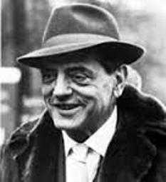 Luis Buñuel (n. 22 februarie 1900, Calanda, Spania — d. 29 iulie 1983, Mexic) a fost un regizor spaniol de film. Deși spaniol, inițial studiile, apoi războiul civil și legăturile cu partidul comunist l-au determinat să-și exercite profesia de regizor în Franța, SUA și Mexic (unde și moare în 1983). Este considerat unul dintre cei mai importanți cineaști ai lumii - foto - cersipamantromanesc.wordpress.com
