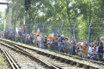 Marșul lui Ștefan cel Mare - foto - infoprut.ro
