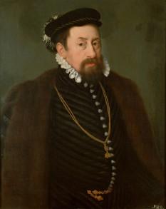Maximilian al II-lea (n. 31 iulie 1527, Viena — d. 12 octombrie 1576, Regensburg) împărat al Sfântului Imperiu Roman între anii 1564–1576 - foto - ro.wikipedia.org