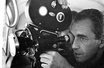 Michelangelo Antonioni (n. 29 septembrie 1912 în Ferrara, Italia - d. 30 iulie 2007, Ferrara, Italia) este considerat unul dintre cei mai mari regizori de film ai secolului XX, recompensat cu premiul Oscar pentru întreaga sa carieră - foto - cersipamantromanesc.com