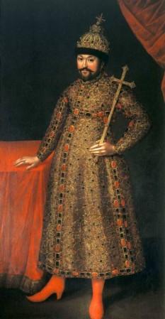 Mihail I Fiodorovici Romanov (n. 12 iulie 1596 – d. 13 iulie 1645) a fost primul țar rus din dinastia Romanov. El a fost fiul lui Fiodor Nikitici Romanov (devenit apoi patriarhul Filaret) și al Kseniei. Domnia lui a marcat finalul Timpurilor Tulburi - foto: ro.wikipedia.org