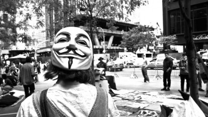 """Protest Is Broken"": Co-Creator of Occupy Wall Street Calls for New Mental Shift - foto - occupy.com"