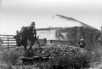Operatiunea München - Ostasi romani in actiune. Basarabia, iulie 1941 -  foto - worldwar2.ro