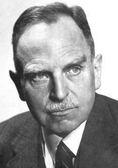 Otto Hahn (n. 8 martie 1879 - d. 28 iulie 1968) chimist german, laureat al Premiului Nobel pentru chimie (1944). Este considerat părintele chimiei nucleare și a descoperit elementul toriu -  foto - ro.wikipedia.org
