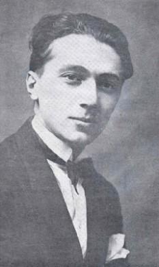 Păstorel Teodoreanu (pseudonimul lui Alexandru Osvald Teodoreanu, n. 30 iulie 1894, Dorohoi - d. 17 martie 1964) avocat și scriitor român, cunoscut epigramist, gurmand și iubitor de vinuri, membru de seamă al boemei ieșene și bucureștene - foto - ro.wikipedia.org