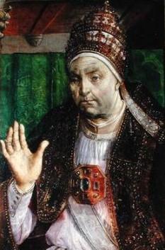 Papa Sixt al IV-lea, papă al Romei. În timpul pontificatului său, între 1475-1483, a fost edificată Capela Sixtină, care îi poartă numele - foto - ro.wikipedia.org