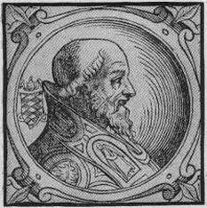 Papa Victor al II-lea (în germană Viktor II.) cel de al cincelea papă german al Romei (1055-1057) (numele laic: Gebhard Graf von Dollnstein-Hirschberg) - foto - cersipamantromanesc.wordpress.com