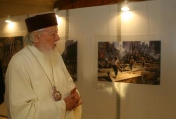 Teoctist, pe numele de mirean Toader Arăpașu, (n. 7 februarie 1915, Tocileni, județul Botoșani - d. 30 iulie 2007, București)  a fost patriarh al Bisericii Ortodoxe Române între anii 1986-2007 - foto: ro.wikipedia.org
