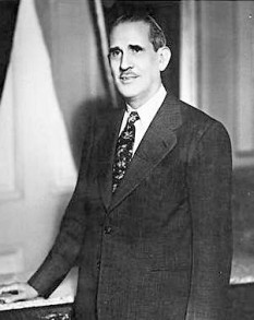 Dr. Ramón Grau San Martín (September 13, 1881, La Palma, Pinar del Río Province, Spanish Cuba – July 28, 1969, Havana, Cuba) was a Cuban physician and the President of Cuba (1933–1934, 1944–1948) - foto - en.wikipedia.org