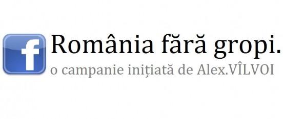 România fără gropi - foto - facebook.com/Romaniafaragropi