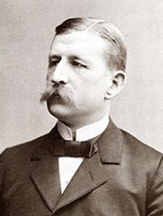 Salomon August Andrée (n. 18 octombrie 1854, Gränna – d. octombrie 1897, insula Kvitøya, Svalbard, Norvegia) inginer și explorator polar suedez - foto - ro.wikipedia.org