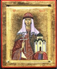 Sf. Olga, cea întocmai cu Apostolii si luminatoarea Rusiei - foto - doxologia.ro