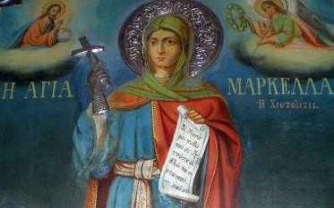 Sfanta Marcela din Chios - foto - crestinortodox.ro