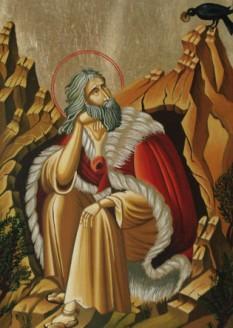 Sfântul și Măritul Prooroc Ilie Tesviteanul (în ebraică: אליהו; în greacă: Hλίας) este unul dintre cei mai mari profeți trimiși de Dumnezeu. Numele lui se poate traduce prin cel al cărui stăpân este Dumnezeu, sau stăpânul meu este Dumnezeu. Faptele sale sunt descrise în Vechiul Testament, dar se fac multe referiri la el și în Noul Testament. Prăznuirea sa în Biserica Ortodoxă se face pe 20 iulie  - foto: crestinortodox.ro