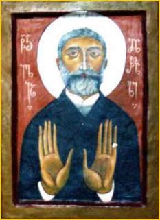 """Sfântul Ilie, numit şi """"Regele neîncoronat al Georgiei,"""" sau """"Părintele poporului"""" şi """"cel Drept,""""  - foto - foto - calendar-ortodox.ro"""