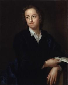 Thomas Gray (n. 26 decembrie 1716 - d. 30 iulie 1771) poet englez. A activat ca profesor la Universitatea - Cambridge - foto - ro.wikipedia.org