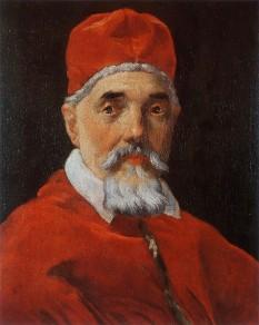 Papa Urban al VIII-lea, născut Maffeo Barberini, (n. 5 aprilie 1568, Florența - d. 29 iulie 1644, Roma) papă al Romei între 1623-1644 - foto - ro.wikipedia.org