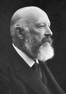 Johann Friedrich Wilhelm Adolf von Baeyer (n. 31 octombrie 1835; d. 20 august 1917) chimist german, profesor universitar la München, laureat al Premiului Nobel pentru chimie în anul 1905 - foto - ro.wikipedia.org