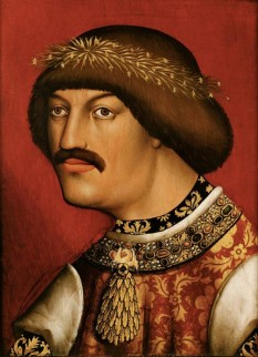 Albert al II-lea (n. 10 august 1397, Viena - d. 27 octombrie 1439 în apropiere de Esztergom) a fost fiul ducelui Albert al IV-lea de Habsburg (duce de Austria) și al Ioanei de Bavaria. Albert a fost la rândul său duce de Austria din 1404 până în 1439, sub numele de Albert al V-lea de Habsburg. În 1421, s-a căsătorit cu Elisabetha de Luxemburg (1409-1442), fiica împăratului Sigismund de Luxemburg. A devenit rege al Boemiei și al Ungariei pe 9 noiembrie 1437, sub numele de Albert I, și apoi rege al romanilor (rex romanorum) din 1438 până la moartea sa, ca moștenitor de drept al acestui titlu - foto - ro.wikipedia.org