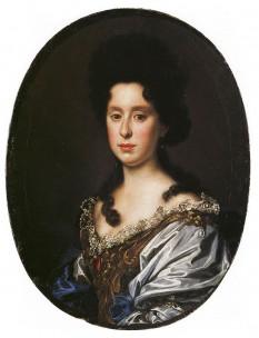 Anna Maria Luisa de' Medici (11 august 1667 – 18 februarie 1743) ultima urmașă a Casei de Medici - foto - ro.wikipedia.org