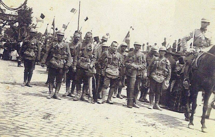 3 august 1919 – Armata României intră în Timișoara și aduce o mare contribuție la reîntregirea teritoriilor românești - foto: facebook.com