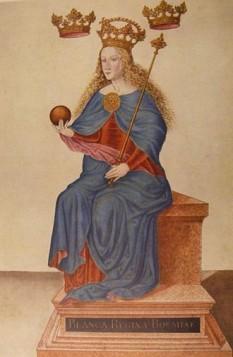Blanche de Valois (1316–1348) fiica cea mică a lui Charles de Valois și a celei de-a treia soții, Mahaut de Châtillon - foto - ro.wikipedia.org