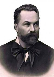 Calistrat Hogaș (n. 19 aprilie 1847, Tecuci - d. 28 august 1917, Roman) prozator român - foto - ro.wikipedia.org