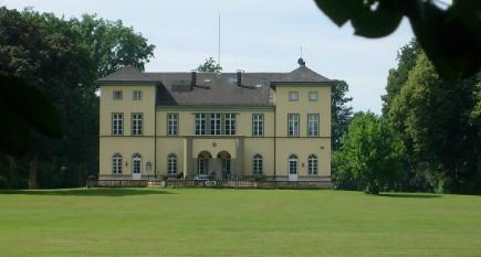 Castelul Krauchenwies - luna de miere - foto - ro.wikipedia.org